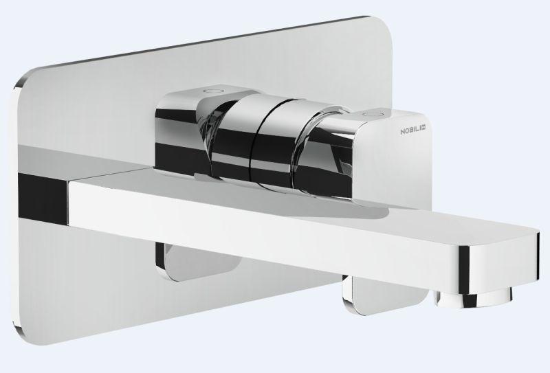 Inbouw Toilet Compleet : Sub inbouw wastafelkraan cm compleet chroom sub sanitair